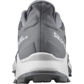 Salomon Supercross 3 Scarpe Uomo, grigio